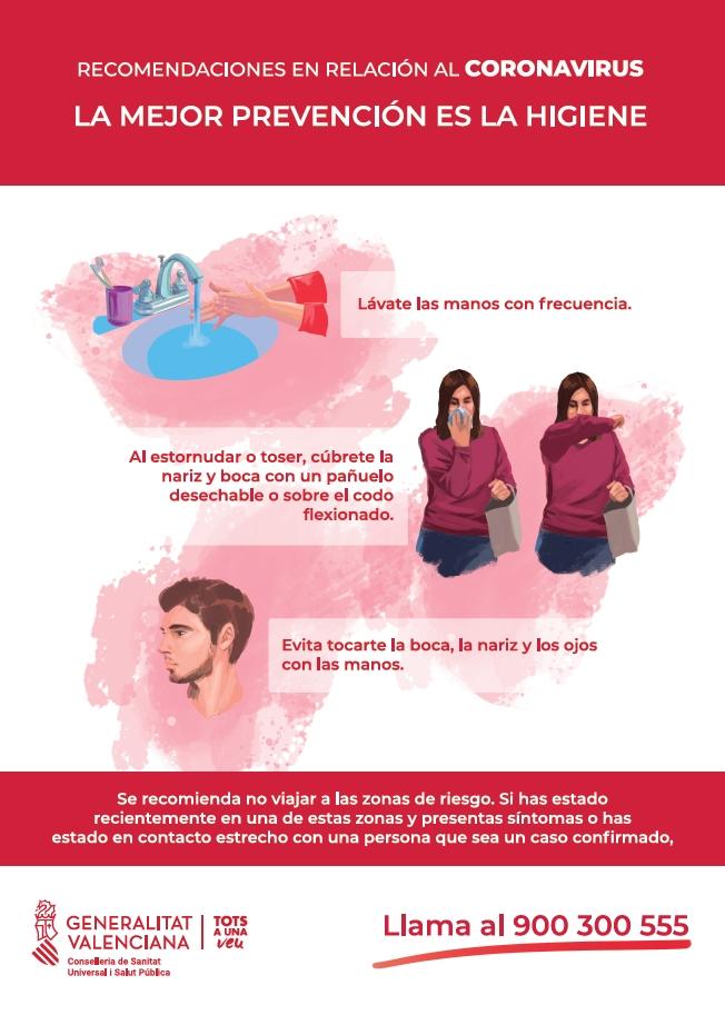www.555.con_Información Coronavirus Comunitat Valenciana | Ayuntamiento de Alicante