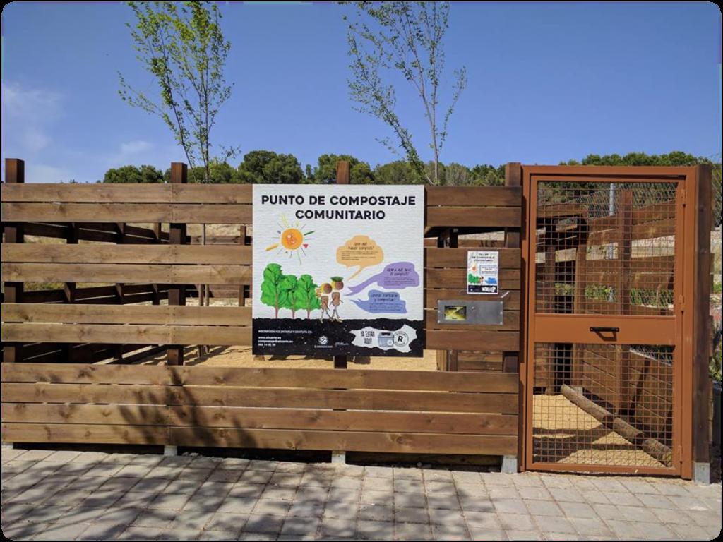 Resultado de imagen de compostaje comunitario