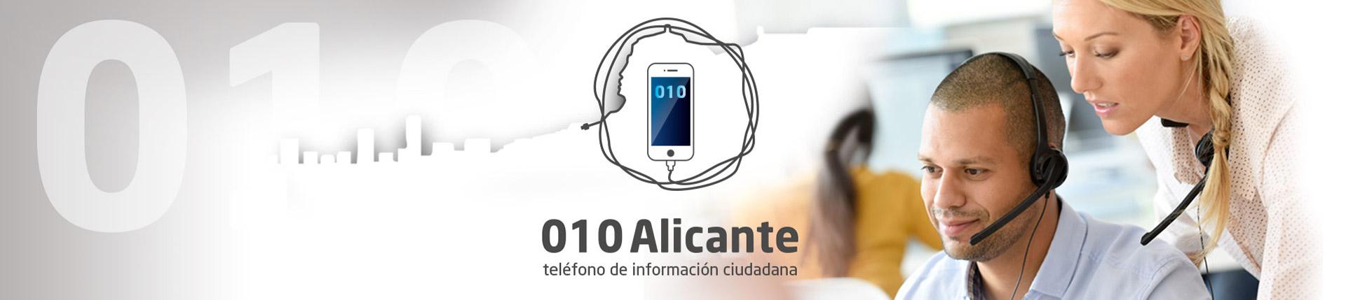 servicio de información mediante la marcación telefónica 010