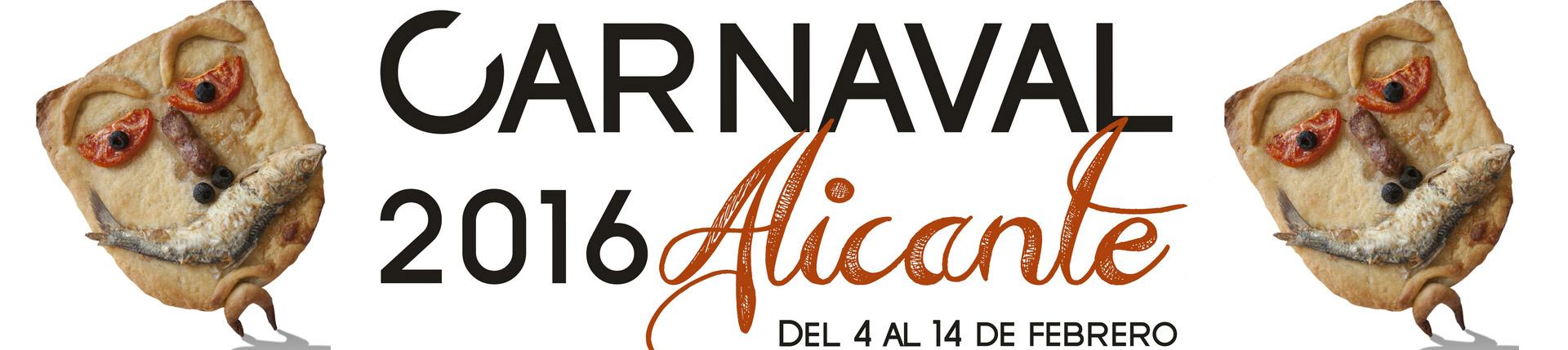 Programa Carnaval de Alicante 2016