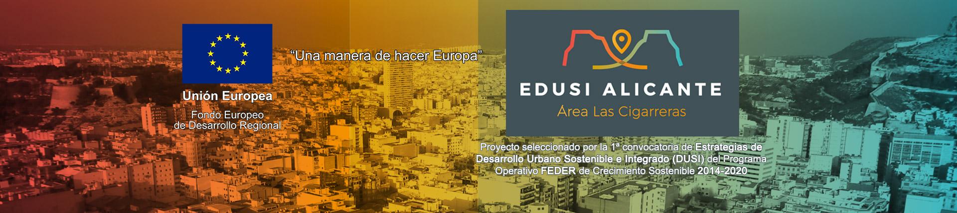 Estrategia DUSI Alicante - Área Las Cigarreras