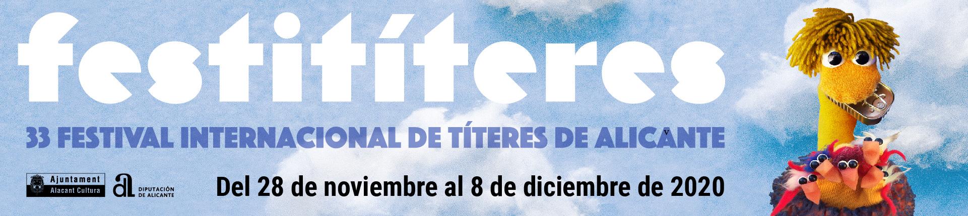 "Festival Internacional de Títeres ""Festititeres"""