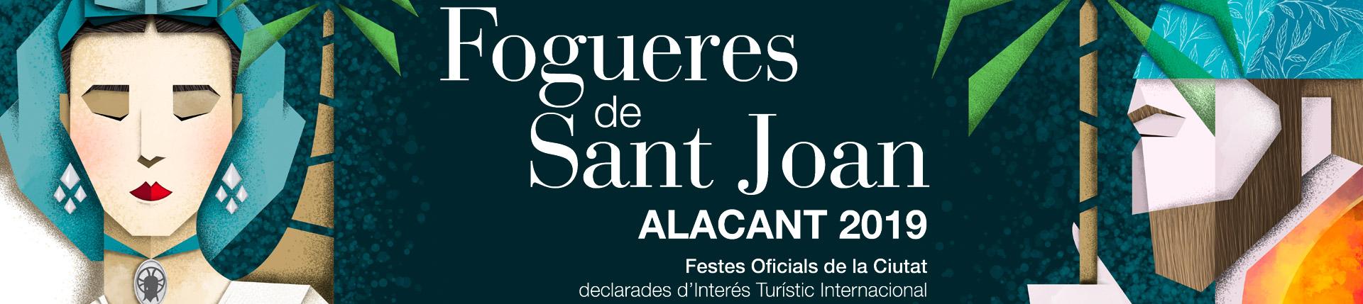 Fogueres de Sant Joan 2019