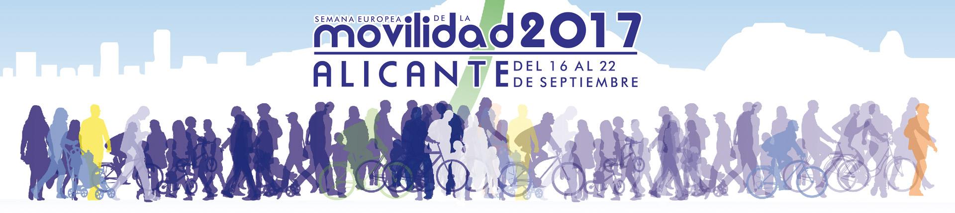 Semana Europea de la Movilidad 2017