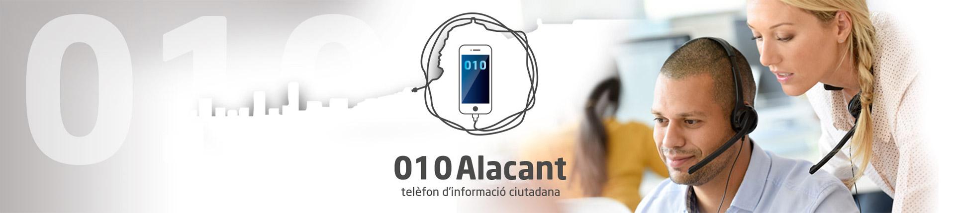 Servici d'informació per mitjà de la marcació telefònica 010