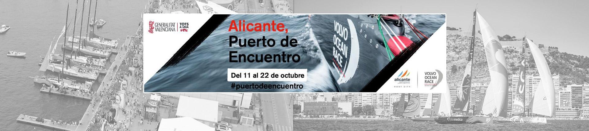 Alicante Volvo Ocean Race
