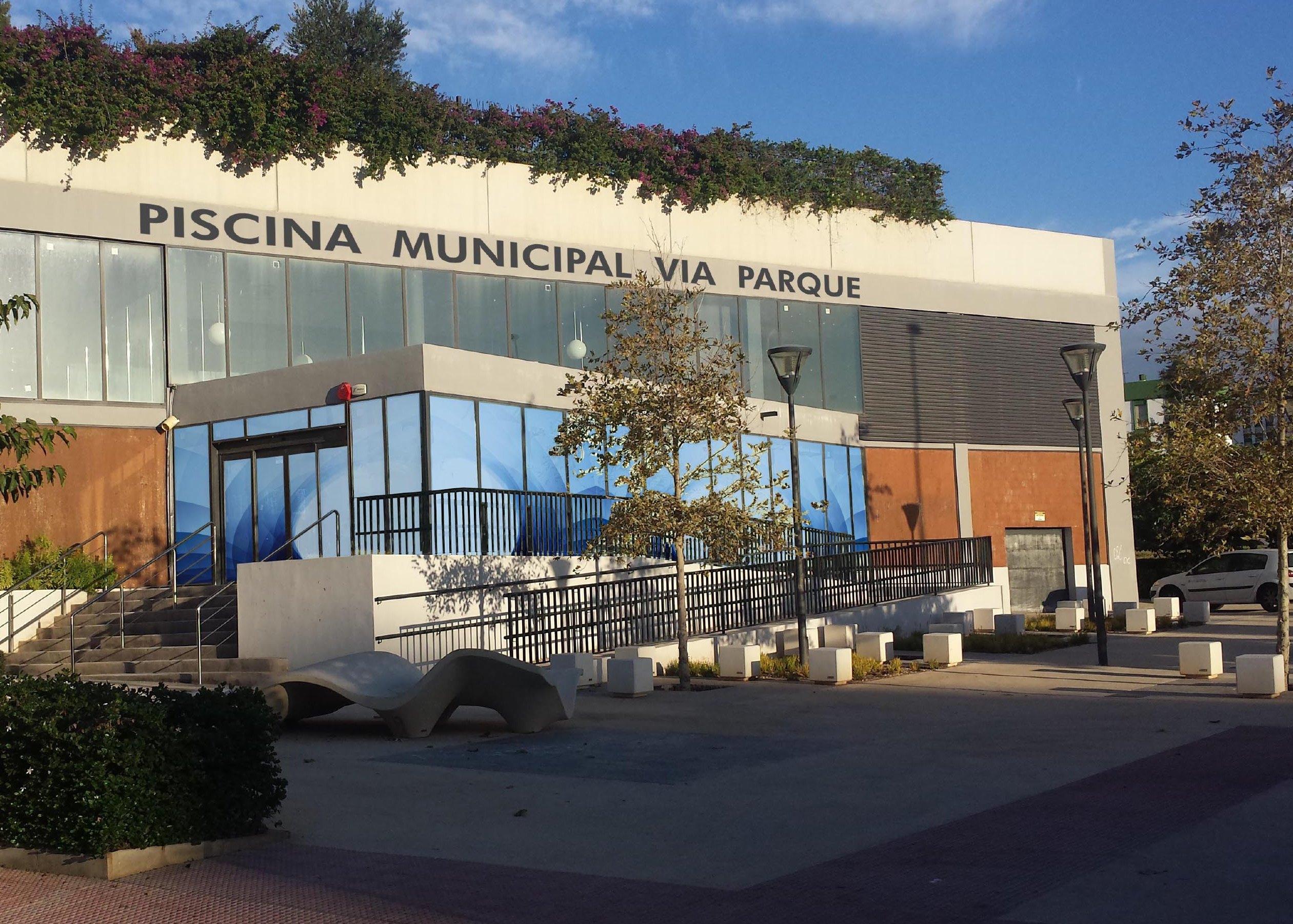 Piscina Municipal Via Parque Ayuntamiento De Alicante