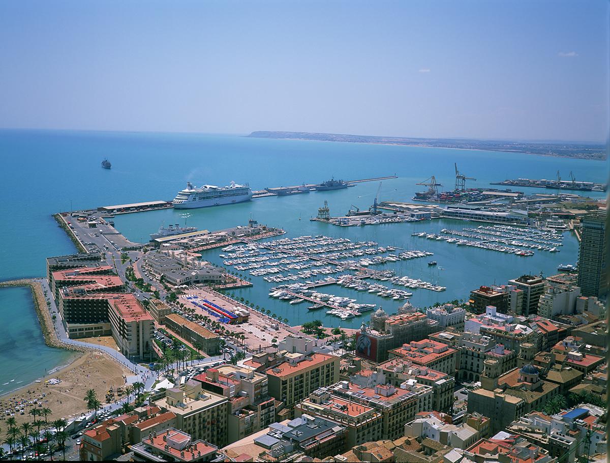 Galer a fotogr fica de la ciudad de alicante - Alicante urbanismo ...