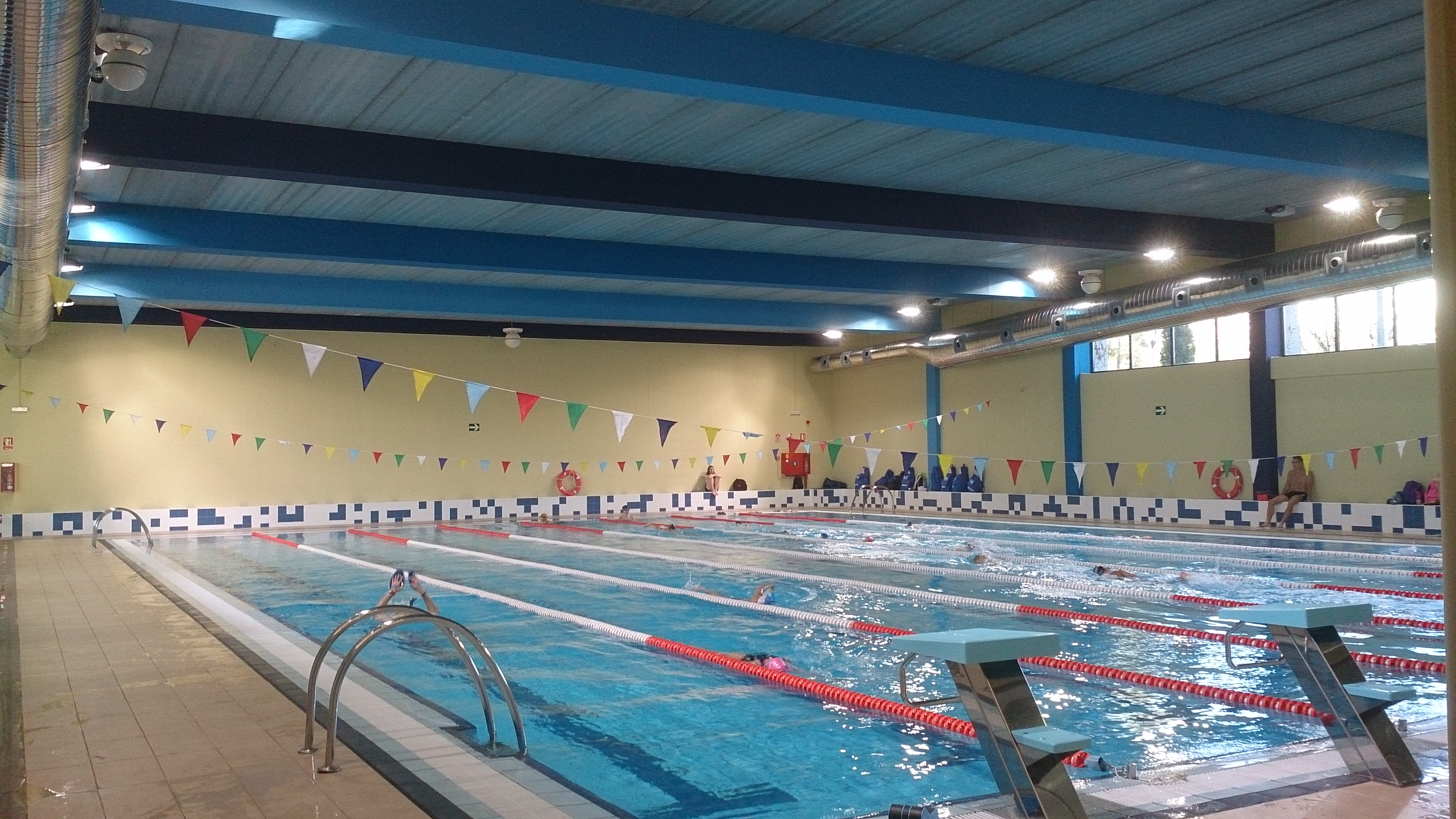 M dificaci n horarios ba o libre piscina v a parque for Piscina municipal alicante