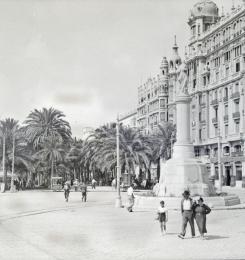 Casa Carbonell, años 30.
