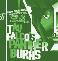 Cartel Tav Falco´s Panther Burns + Los Sustos + Leadfoot Tea