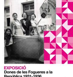 Exposición Dones de Fogueres a la República (1931-1936)