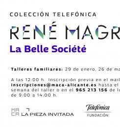 Talleres Magritte