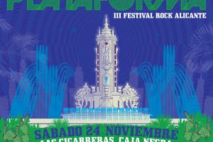 Festival de Rock local de Alicante - Plataforma