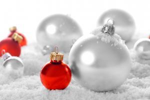 Bolas de Navidad 2018