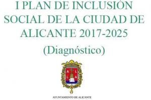 Diagnóstico del I Plan de Inclusión de la ciudad de Alicante. 2017-2025