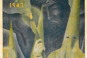 Cartel Semana Santa.1943.García Sempere