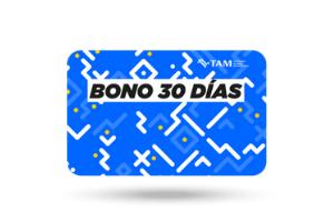 Bono 30 Días