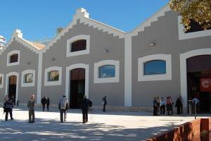 Centro Cultural Las Cigarreras