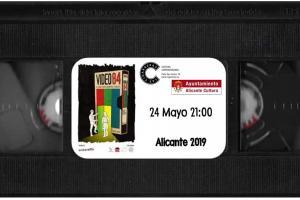 """Teatro en Cigarreras. """"Vídeo 84"""""""