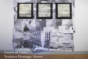 "Exposición ""Layers of Cities"" de Verónica Domingo Alonso"