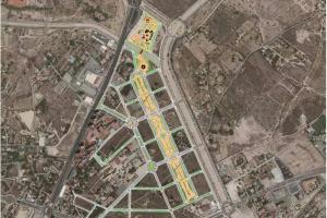 PAU 3 - Proyecto Urbanización