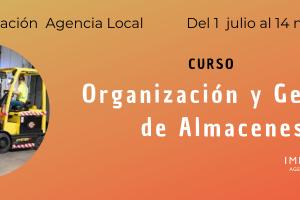 Curso de Organización y Gestión de Almacenes