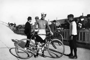 Prueba ciclista 1897