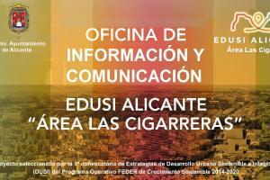 OFICINA INFORMACIÓN Y COMUNICACIÓN EDUSI