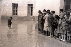 Orihuela 1946. Foto Sánchez
