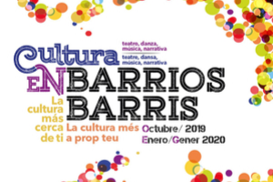 Cultura en Barrios 2019