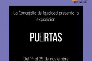 25N: Exposición Puertas