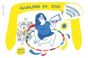 Calendario Igualdad en 2020