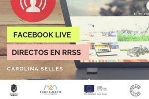 Taller Facebook live