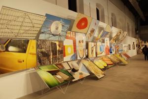 Exposición de Ricardo Cases en Las Cigarreras