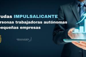 Ayudas a personas trabajadoras autónomas y pequeñas empresas de la ciudad de Alicante