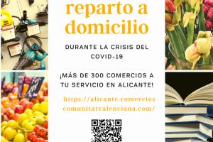 Directorio de comercios y servicios de Alicante