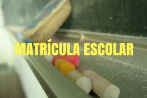 Matriculación Escolar