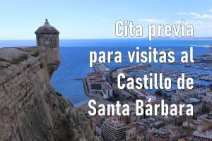 Cita previa para vistas Castillo