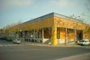 Oficinas centrales de la Concejalía de Deportes