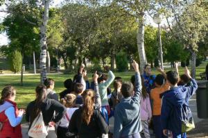 Programa Escolar de Educación Ambiental  curso 20-21