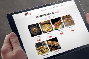 ARAvoy, web de comida a domicilio en Alicante
