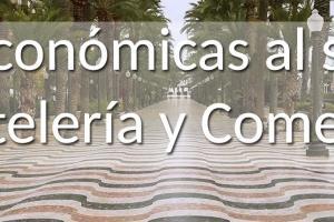 Ayudas económicas al sector de Hostelería y Comercio