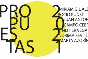 Arte propuestas 2021