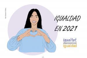 Calendario Igualdad 2021