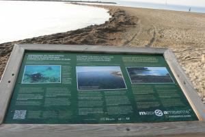 Itinerarios y Campaña de sensibilización ambiental