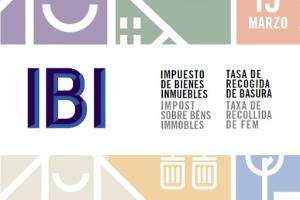 Imagen campaña informativa IBI y Tasa de Basuras 2021