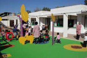Uno de los centros infantiles