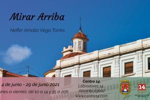 Exposición de Neffer Amalia Vega Torres