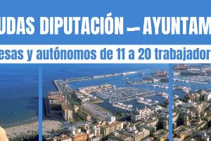 Plan de ayudas Diputación Ayuntamiento de Alicante